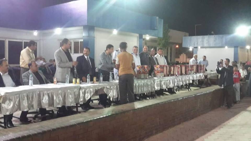مدينة بدر تحتفل بحفظة القرآن الكريم برعاية جمعية كفالة اليتيم