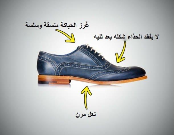 20702db30 بالطبع يجب أن تعطي الاهتمام عند اختيار الحذاء، فالحذاء غير المريح سيؤثر على  راحة وصحة قدميك، فغالباً ما تكون الأحذية مرتفعة الثمن مُصممة بطريقة تساعدك  بان ...
