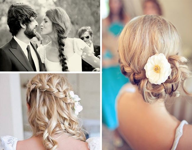 De Lovely Affair: {I Do Beauty} 4 Hot Wedding Hairstyle Trends