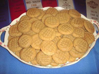 Margaret's Morsels | Three Ingredient Peanut Butter Cookies