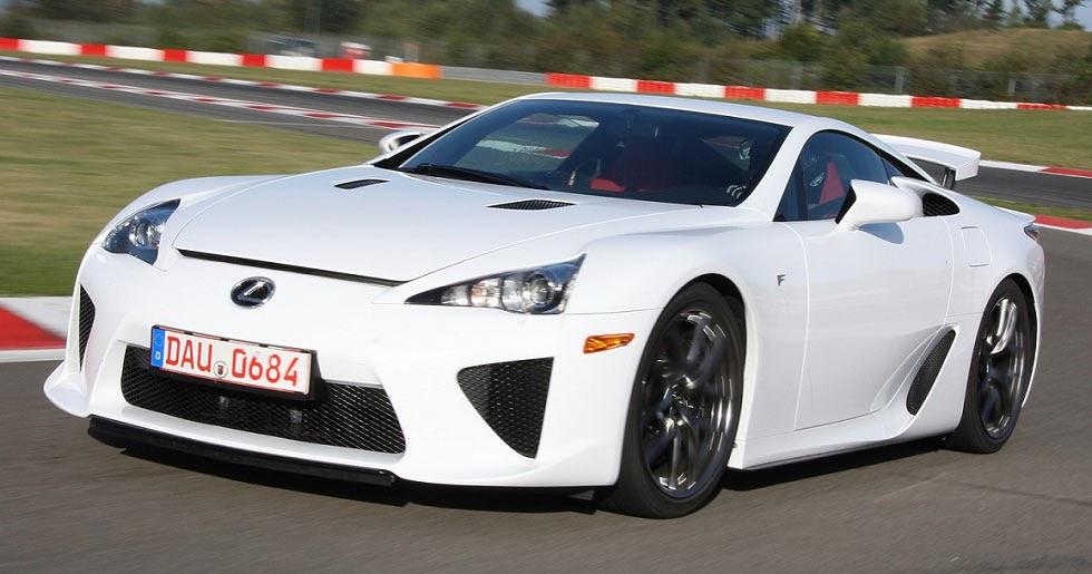 Lexus Dealers Still Have 12 New LFAs In Stock