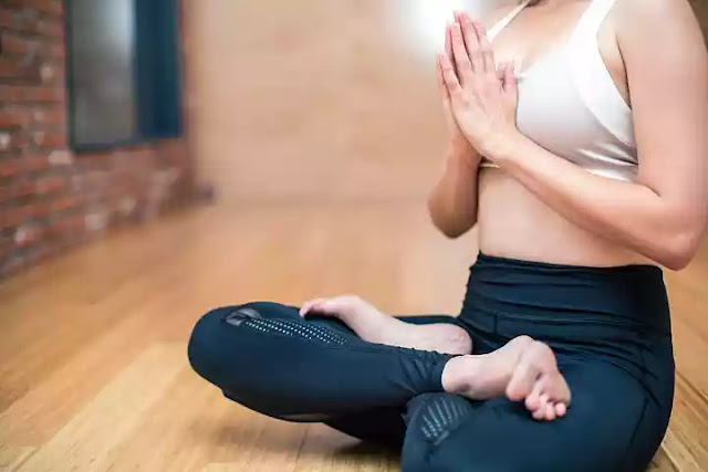 Yoga for back pain and waist pain