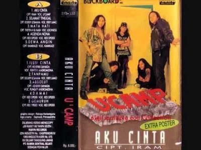 U'Camp - Aku Cinta (1997) Full Album