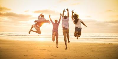 10 điều giúp bạn luôn lạc quan vui sống.