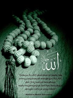 puisi islami tentang dzikir