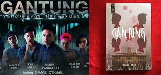 Drama Gantung adaptasi dari novel popular karya Nadia Khan