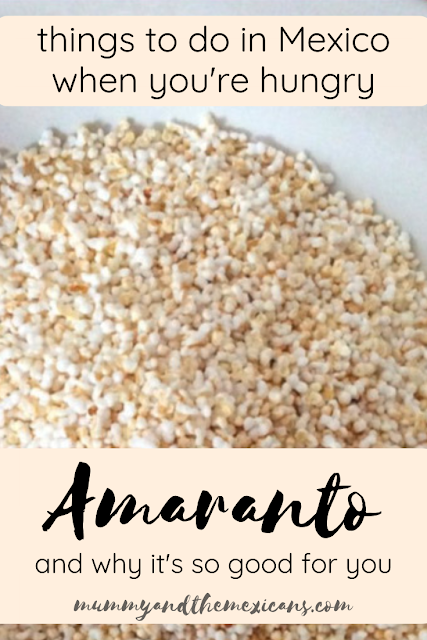 Things To Do In Mexico When You're Hungry - Amaranto (Amaranth) And Why It's So Good For You