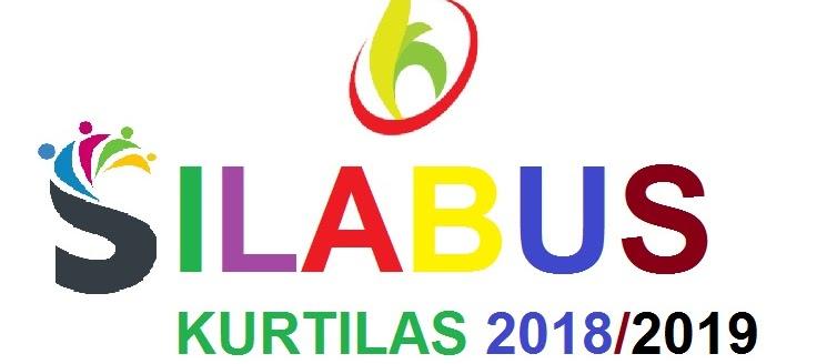 SILABUS SD KURIKULUM 2013 REVISI 2018
