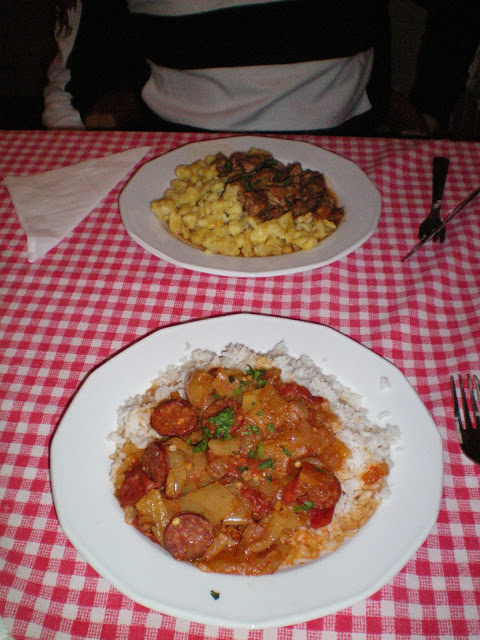 Kisharang restaurante tradicional en Budapest