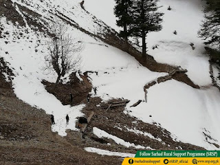 Connecting 12 Villages in Remote Pakistan through Road (Chitral)