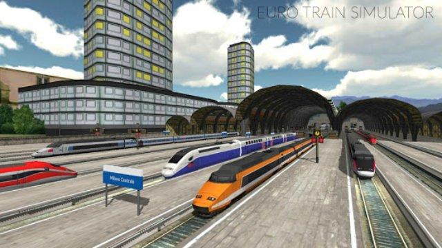 Game Simulator Kereta Api Online