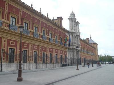 Palazzo San Telmo Siviglia