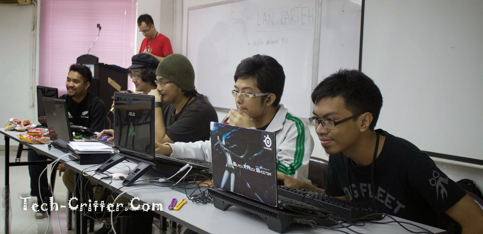 Coverage of PLAY! Convention @ KDU College 204