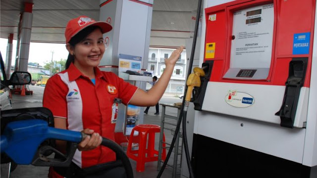 Lowongan Kerja Makassar Operator SPBU Alauddin