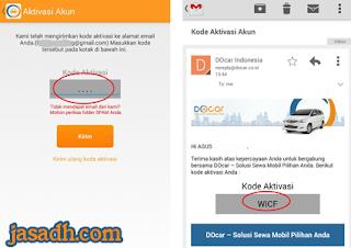 Docar Aplikasi Jasa Rental Sewa Mobil Solo, Jogja, Semarang