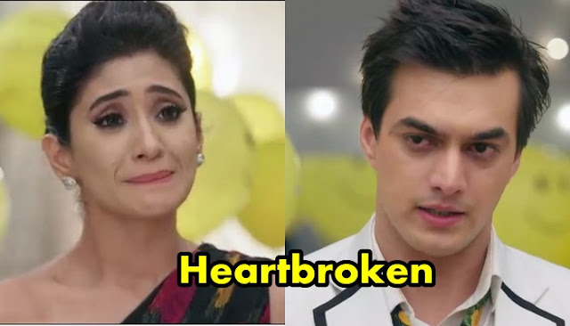 Naira and Kartik's challenging time in Yeh Rishta Kya Kehlata Hai