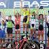 Letícia Candido e Luiz Cocuzzi vencem Taça Brasil de Mountain Bike
