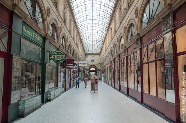 Le Galerie Bordelaise Burdeos Bordeaux viaje Francia