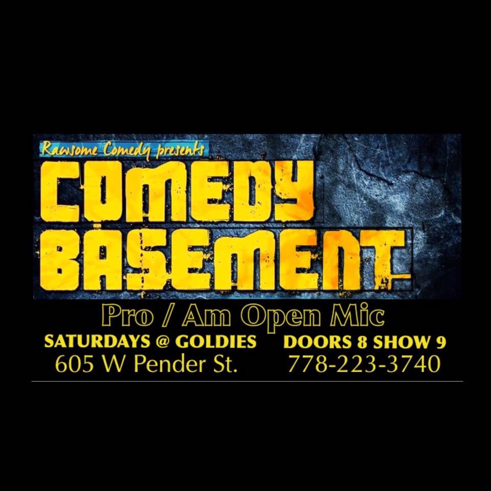the comedy basement