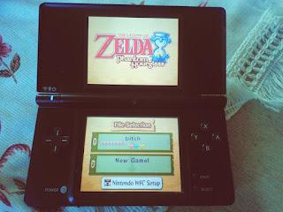 Zelda The Phantom Houre