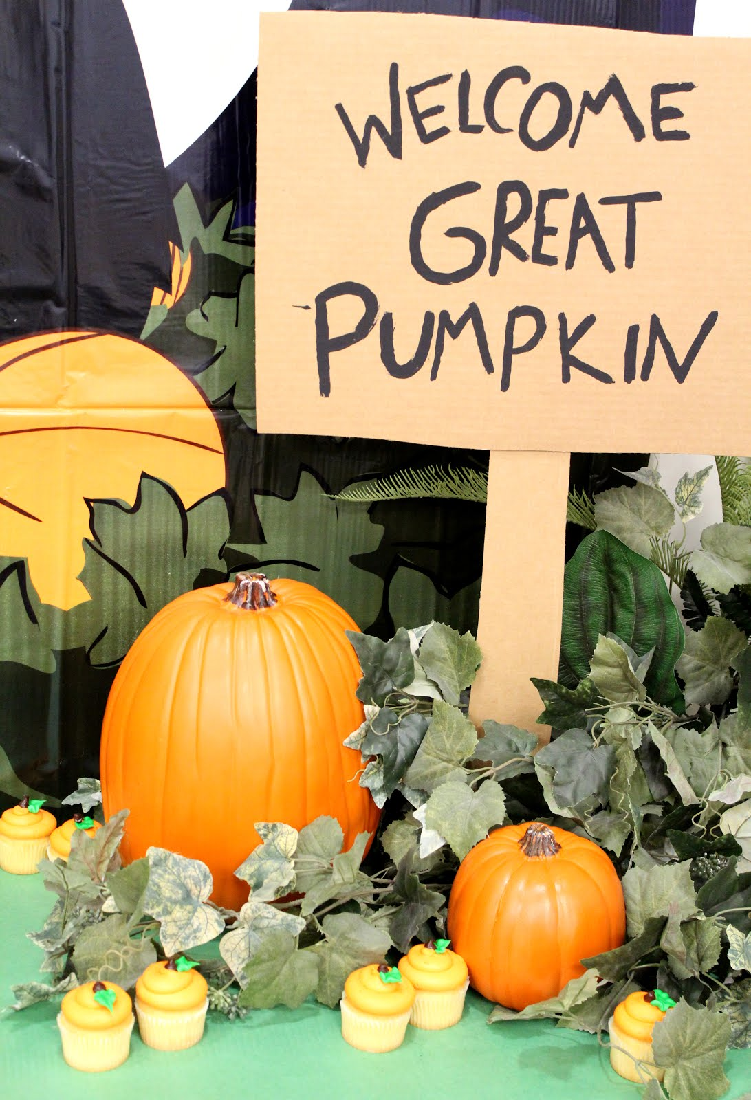 Great Pumpkin Classroom Party