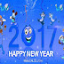 Happy New Year 2017 ecards Greetings Download