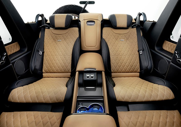 Interior Mercedes-Maybach G 650 Landaulet