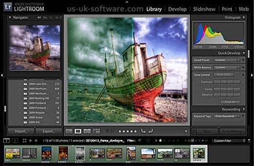 Adobe Photoshop Lightroom Free Trial Version