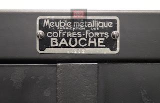 Armoire métallique Bauche