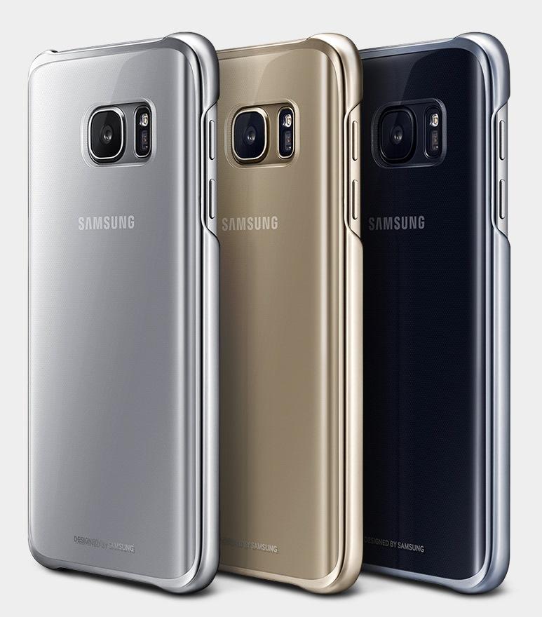 Accessori Samsung Galaxy S7 E S7 Edge Cover Custodie