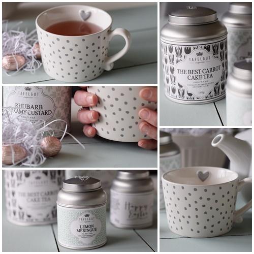 Teesorten von Tafelgut