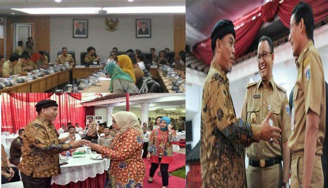 """Skors Rapat untuk Shalat, Ketua DPRD DKI: """"Kita ini Umar bin Khattab"""""""