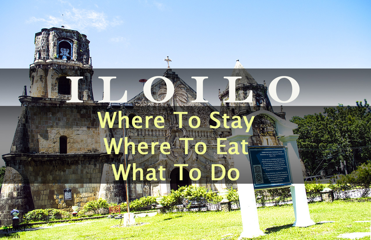 Iloilo - Where to Stay, Where to Eat, What to do