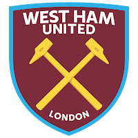 2018-2019 West Ham United FC DLS Logo