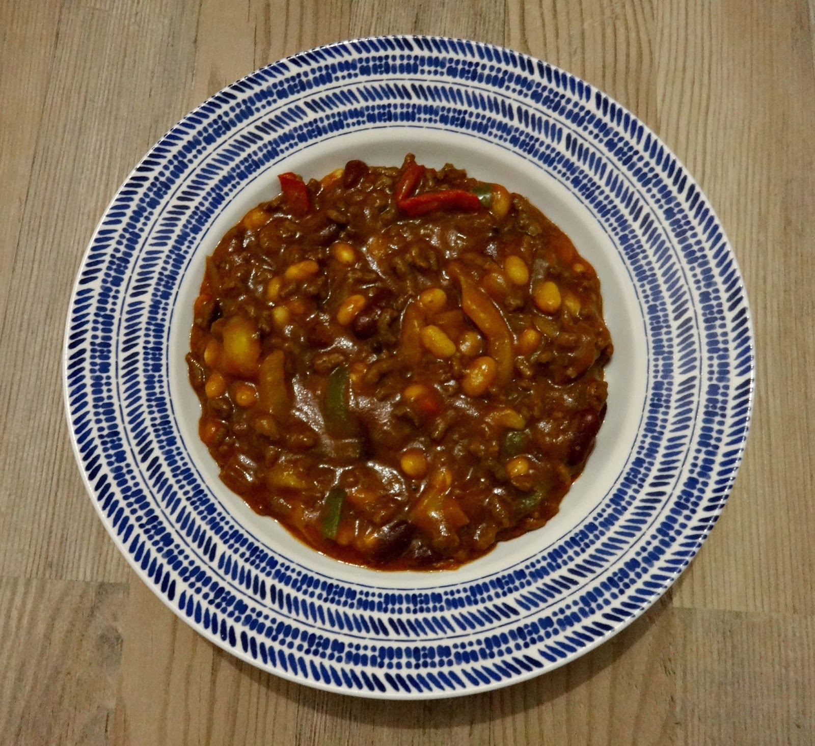 Easy slow cooker chilli con carne recipe