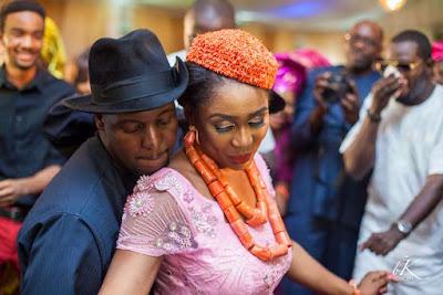 Nigerian wedding first dance