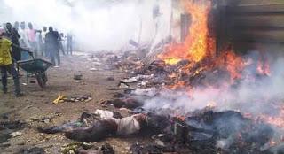 7 killed, 8 Injured in Maiduguri Suicide Attacks 1