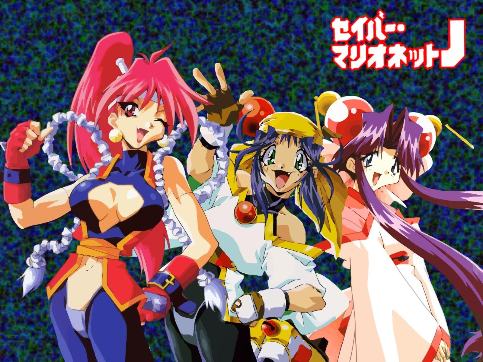 Saber Marionette J Again   Anime World