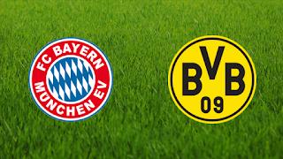 مشاهدة مباراة بوروسيا دورتموند وبايرن ميونخ بث مباشر بتاريخ 10-11-2018 الدوري الالماني
