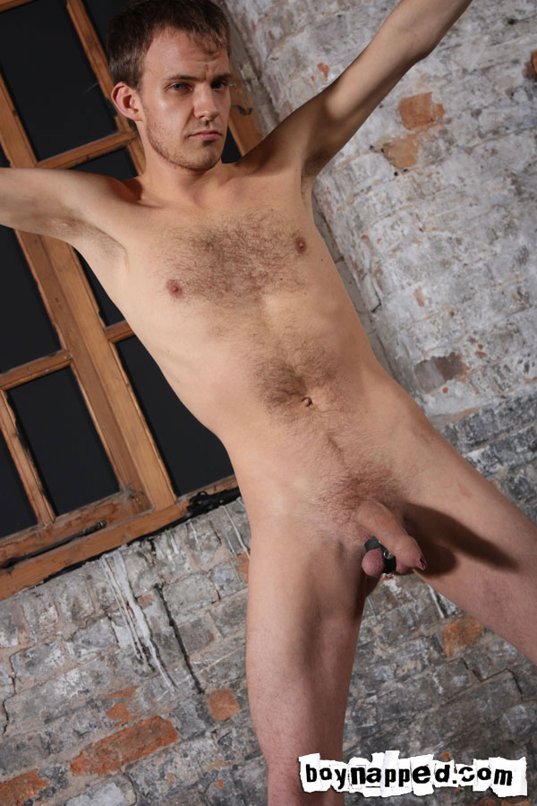 Leo James Flogged by Jonny Parker