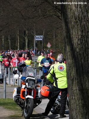 Marathon, Deutsches Rotes Kreuz