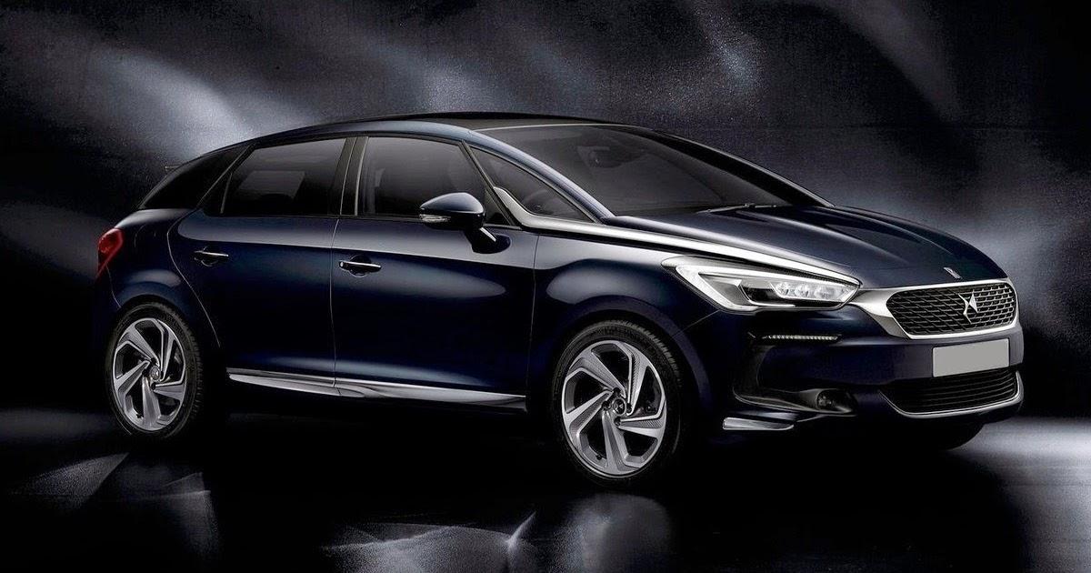 2016 Citroen Ds5 Mild Facelift Officially Unveiled Car Reviews