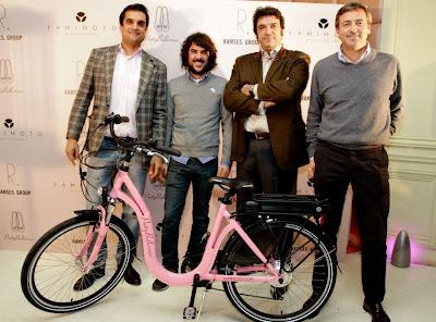 DE DISEÑO - La bicicleta eléctrica de Pretty Ballerinas 3