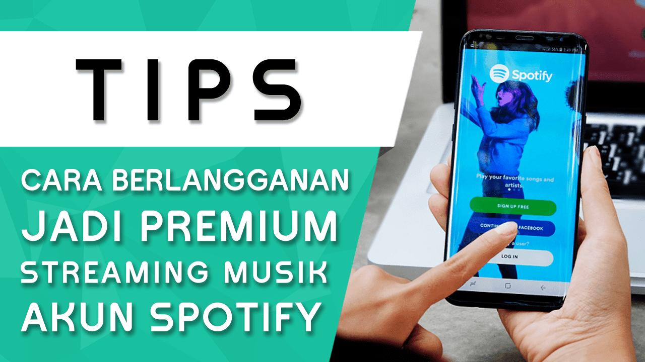 Cara Berlangganan Spotify Premium melalui Tokopedia