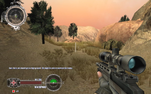 Download Game Marine Sharpshooter 4 Rifaiy Share