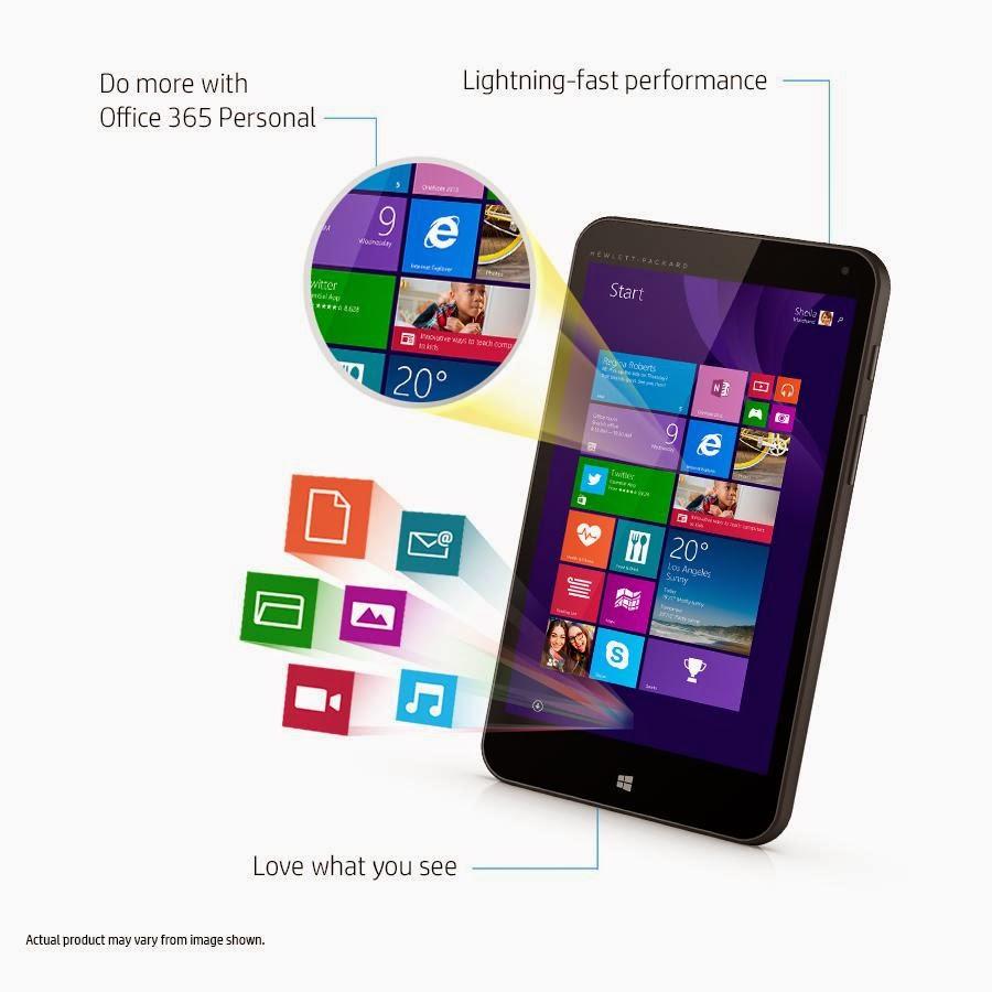 Hp Stream 7 Microsoft Signature Edition 32gb Windows 8 1