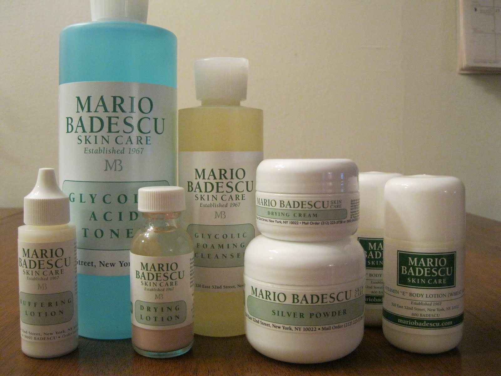 Glycolic Foaming Cleanser by mario badescu #9