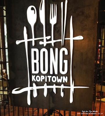 bong kopitown jogja