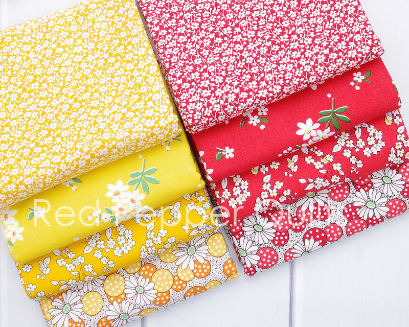 Feedsack by Whistler Studios for Windham Fabrics | Red Pepper Quilts 2016