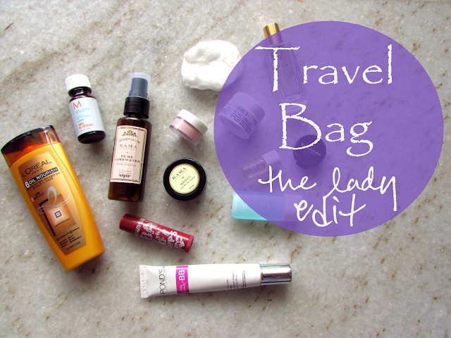 Travel bag, Travel kit, whats in my travel bag